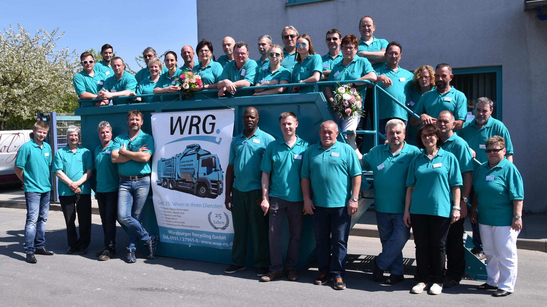 Das Unternehmen WRG