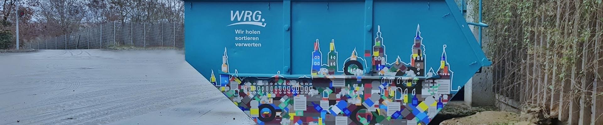 Containerkunst - Unser Bühnencontainer