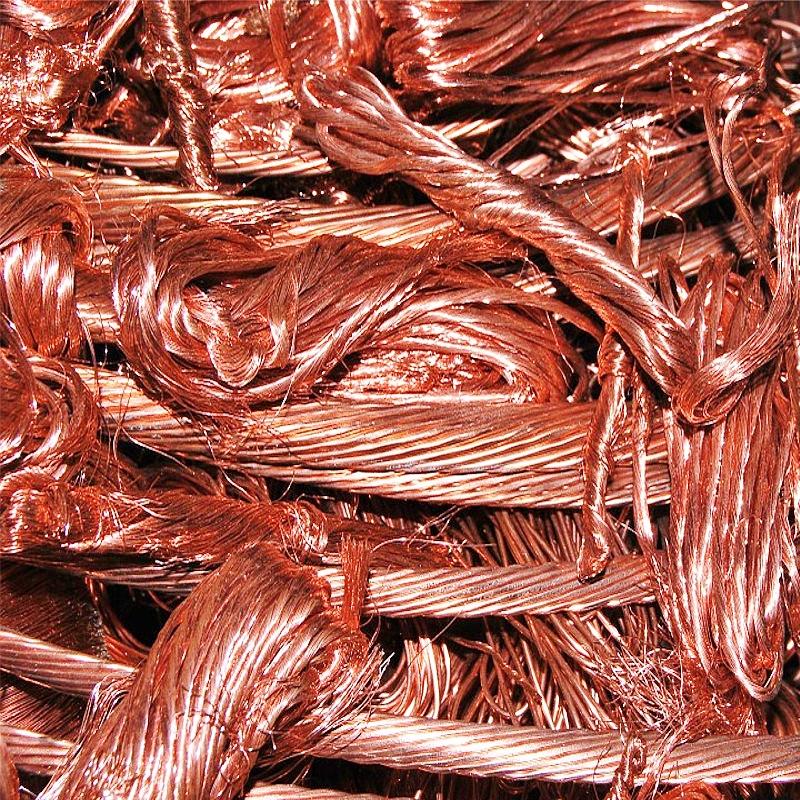 Ankauf von Kupferkabel